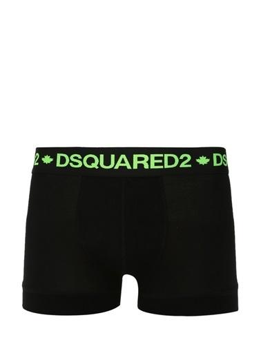 Dsquared2 Boxer Siyah